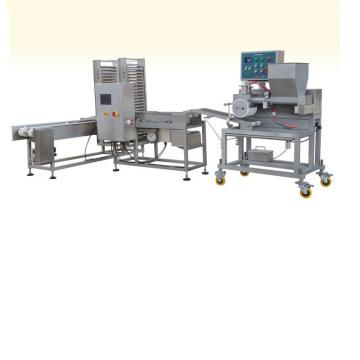Hamburger Patty Production Line with Ce
