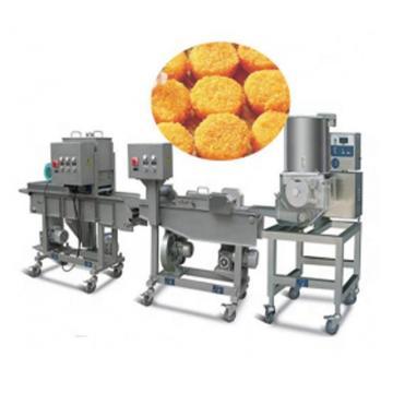 Full Automatic Hamburger Meat Patty Forming Machine