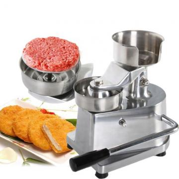 Commercial Burger Press Hamburger Beef Patty Making Machine Maker