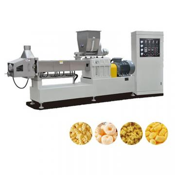 Automatic Stainless Steel Fried Snack Making Machine