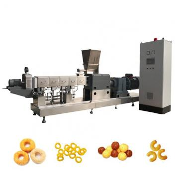 Corn Chips Making Machinery (LT65, LT70)