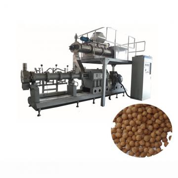 Industrial Automatic Animal Pet Food Pellet Floating Fish Feed Making Machine