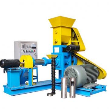 Diesel/Motor Power Pellet Pet/Fish/Dog/Cat Fodder Food Extruding Machine