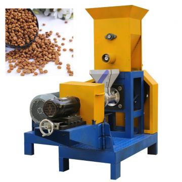 Hot Sales Large Capacity Dry Dog Cat Fish Shrimp Animal Pet Food Making Machine