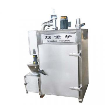 Raw/Cooked Meat/Chicken/Beef/Mutton/Sausage Smokehouse Machine