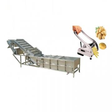 Potato Chips French Fries Frying Making Machinery Industrial