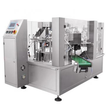 2-200g Automatic Granule Tea Bag Weighing Packing Machine