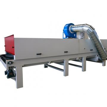 Conveyor System Chain Belt Pre-Heating Uniform Coating Conveyor Dryer