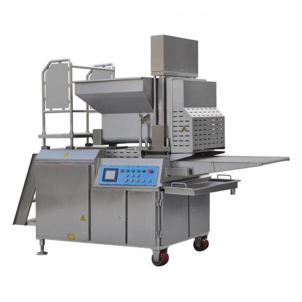 Automatic Hamburger Patty Press Making Machine Patty Making Machine Meat Pie Maker Forming Machine