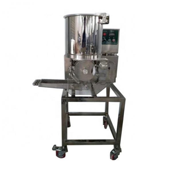 Commercial Automatic Hamburger Press Machine Burger Patty Maker for Sale