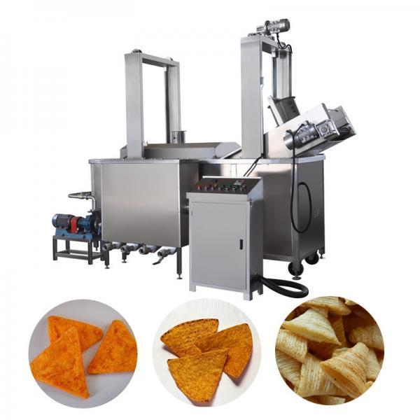 Doritos Corn Chip Machine Nacho Chips Food Process Machines Doritos Corn Chips Making Machine