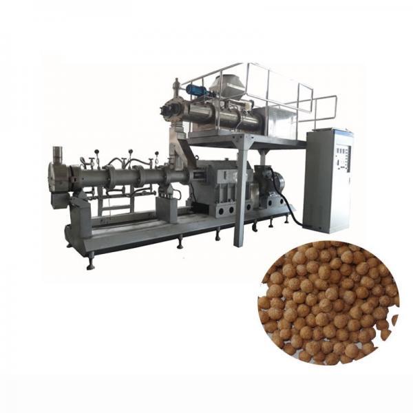 Industrial Automatic Animal Pet Food Pellet Floating Fish Feed Making Machine