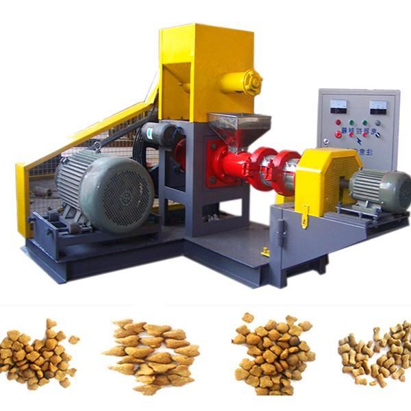 Fish Feed/Food Pellet Making/Processing/Manufacturing Machine Price