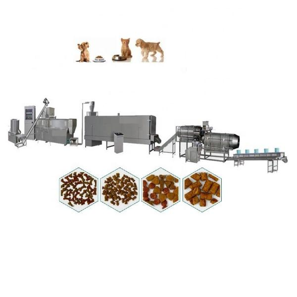 Fully Automatic Industrial Dry Dog Food Making Machine