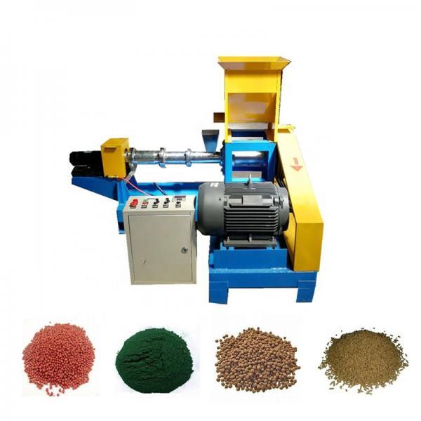 Large Capacity Dog Cat Fish Pet Food Machine