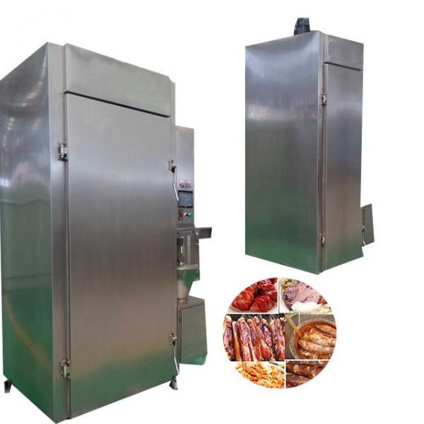 Halal BBQ Smoke Chamber Machine for Mutton