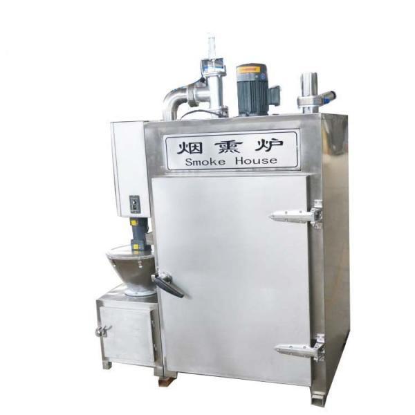 Meat Smoke Machine for Ham Processing/Sausage Bacon Smoke Machine/Fish Salmon Smoking Machine