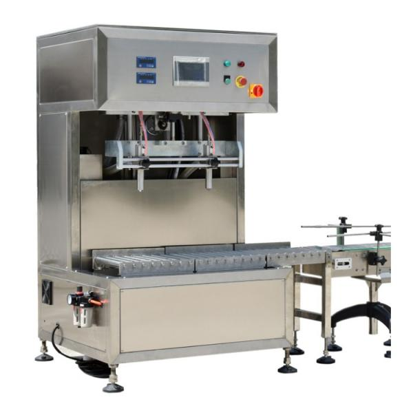 Semi Automatic Plain Flour Corn Starch Powder Bottle Auger Weigh Filling Packing Machine