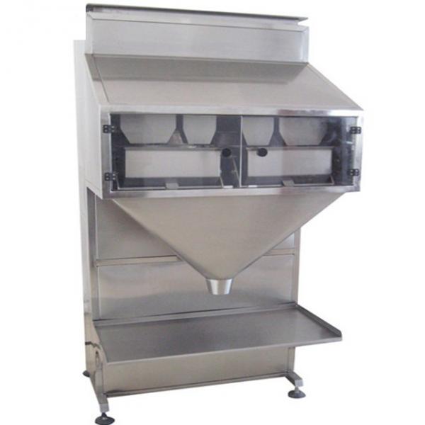Automatic 10kg 50kg Bag Rice Weighing Filling Sealing Packing Machine