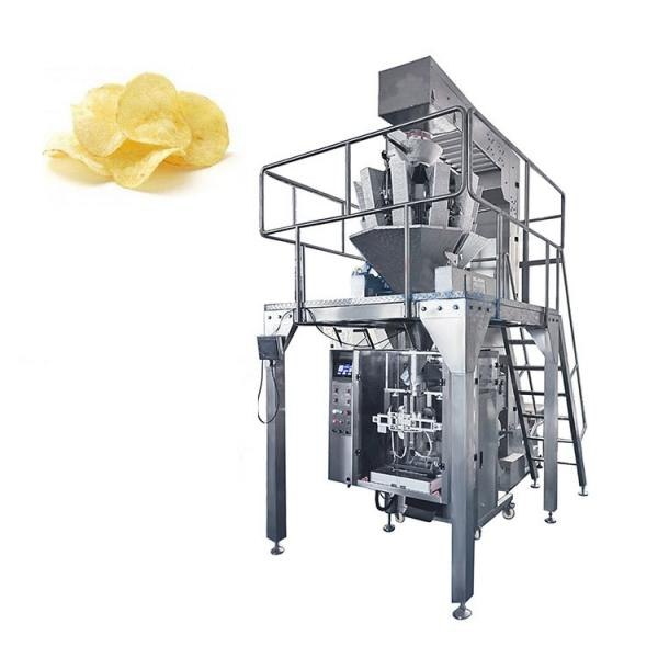 Samfull Automatic Weighing Packing Machine for Dry Saffron Flower