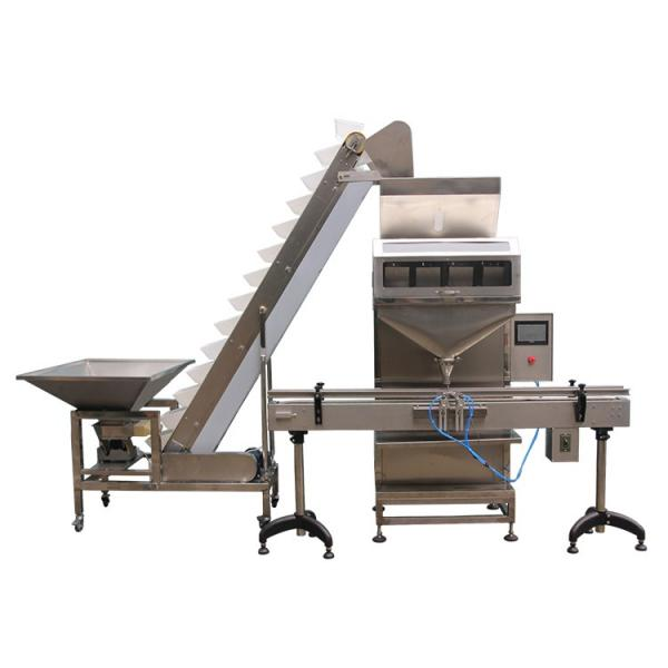 Automatic Weighing Snack Potato Chips Nut Peanut Packing Packaging Machine